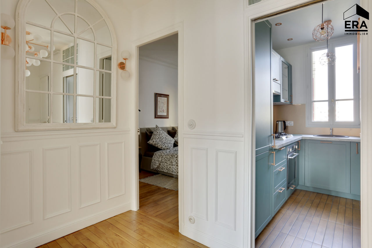 LOCATION MEUBLEE COURBEVOIE-BECON