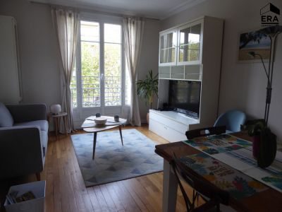 LOCATION MEUBLEE - 2 PIECES - ASNIERES-SUR-SEINE - BECON